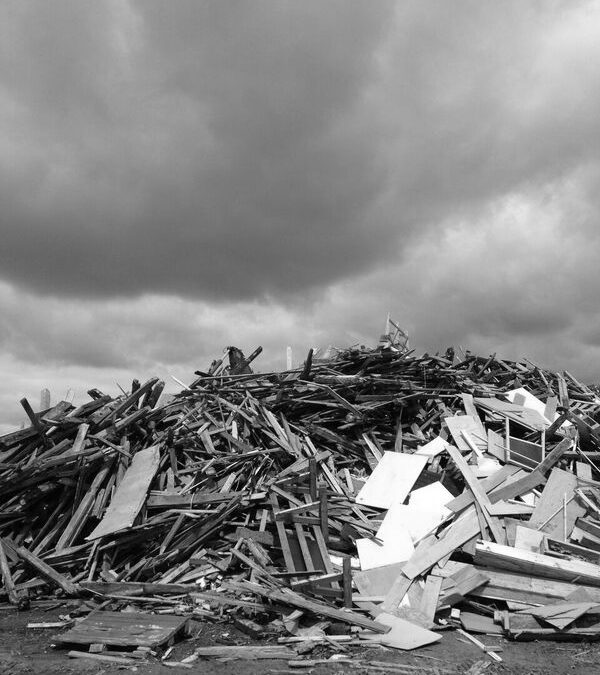 Lovgivning spænder ben for genbrug af byggeaffald