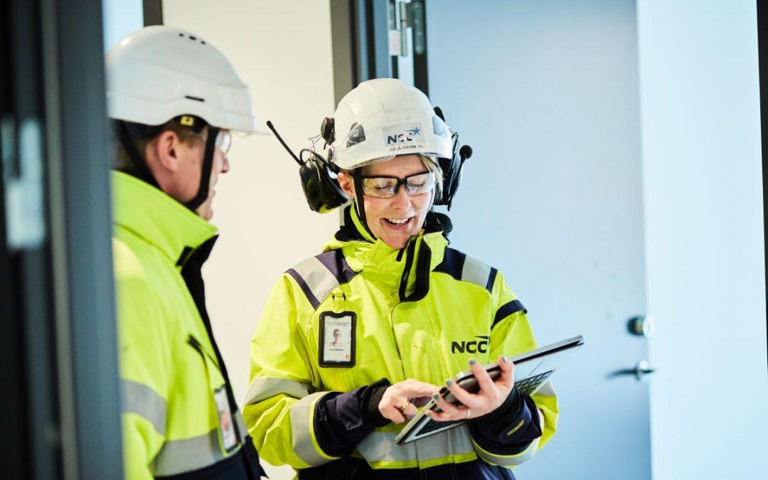 Fire veje til sikkerhed på arbejdspladsen