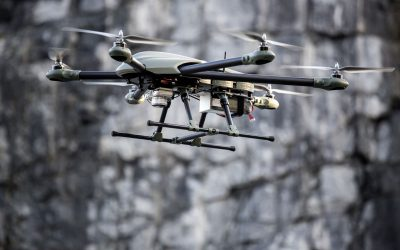 Droner sparer tid og penge på byggepladsen