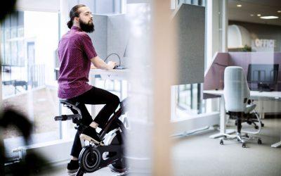 Ergonomi i aktivitetsbaserede kontorer