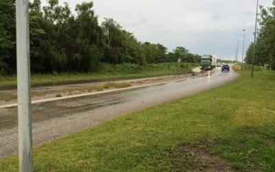 Lad asfalten tage imod klimaforandringerne