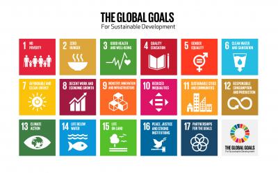 Sådan bidrager NCC til FN's verdensmål
